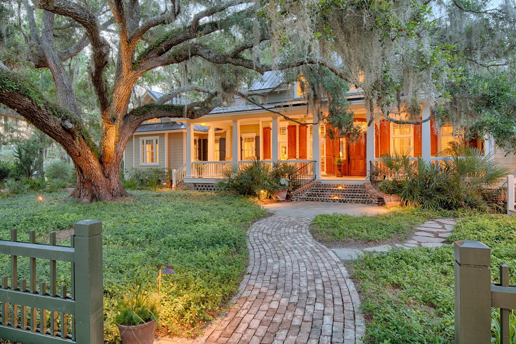 独户住宅 为 销售 在 Oldfield Plantation 32 Carrier Bluff 布拉夫顿, 南卡罗来纳州 29909 美国