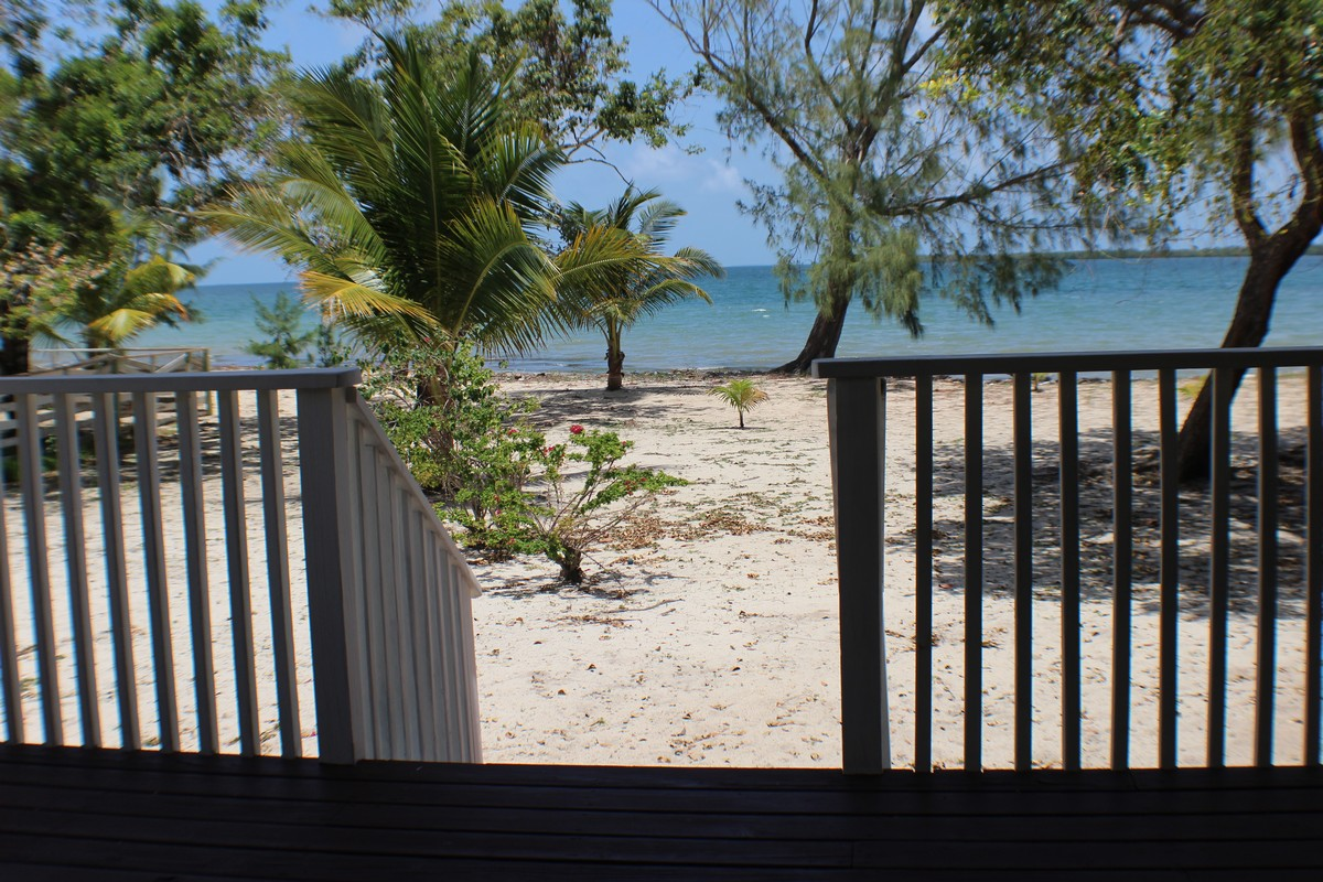 Duplex for Sale at Beachfront Duplex Placencia, Belize