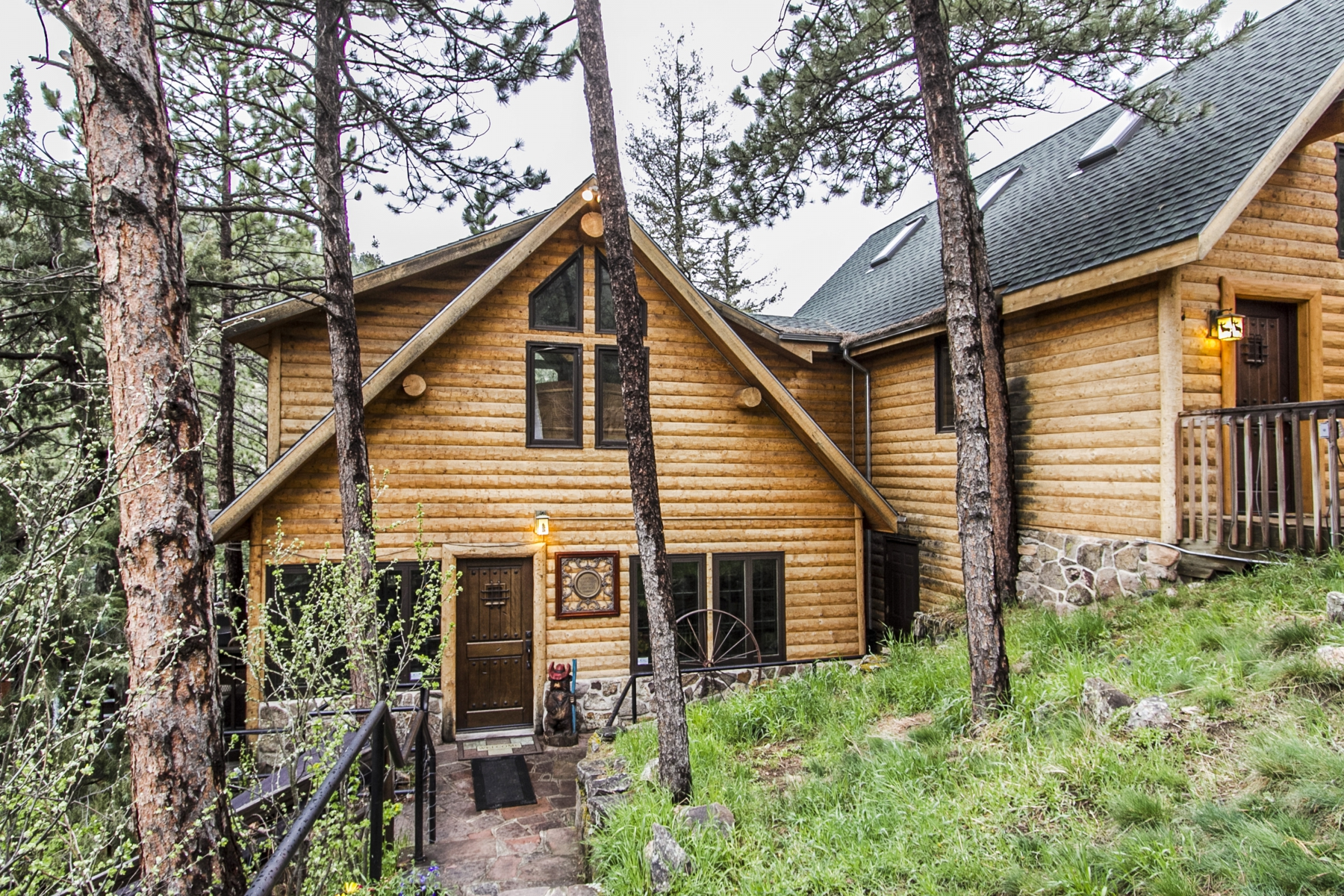 Property For Sale at Enchanting Creekside Setting