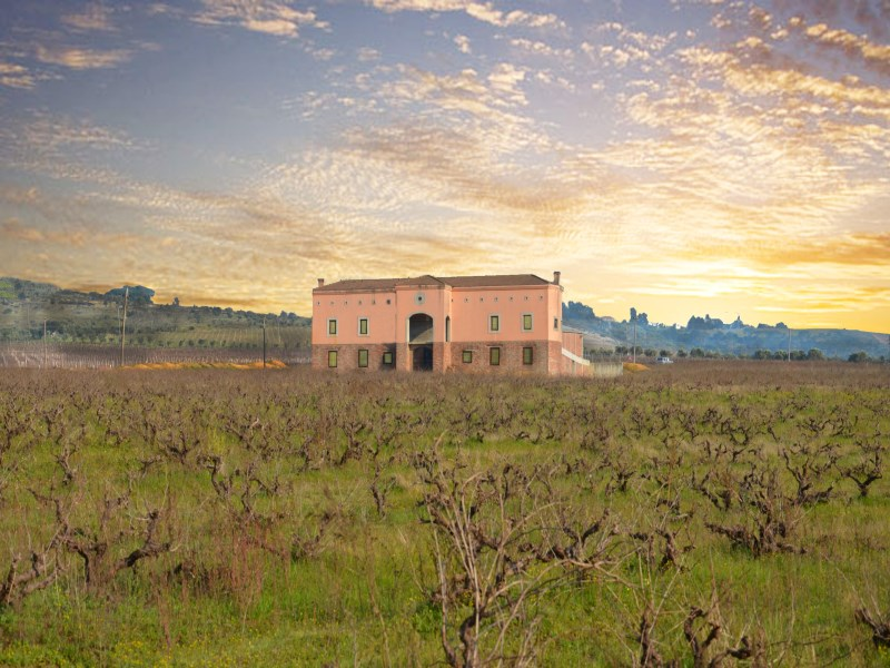 Fattoria / ranch / campagna per Vendita alle ore A touch of Tuscany in the Cape Winelands Stellenbosch, Capo Occidentale 7600 Sudafrica