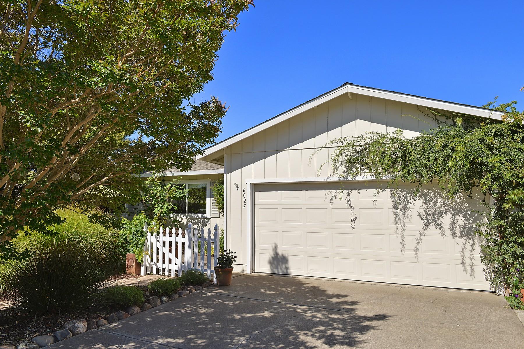 Single Family Home for Sale at 6027 Rick Drive Santa Rosa, California 95409 United States