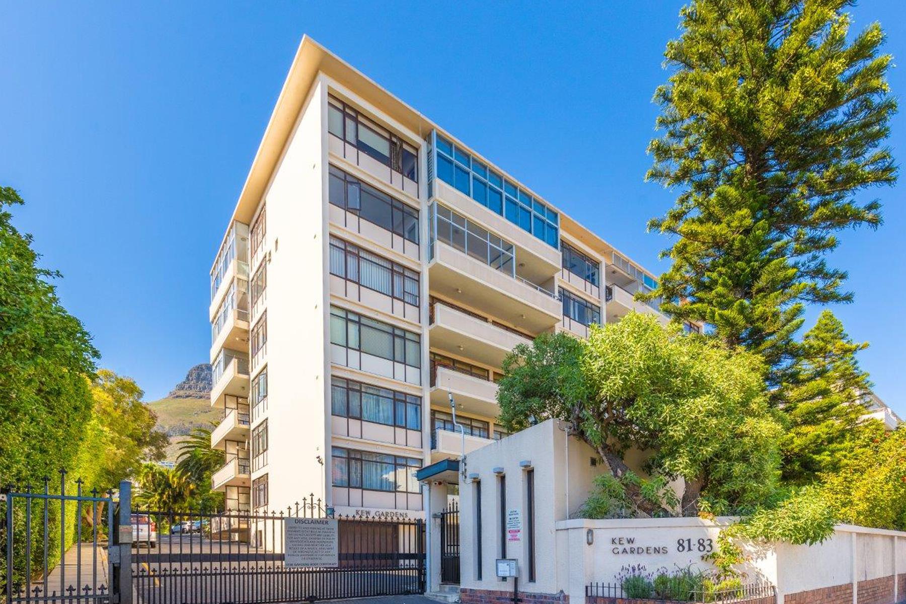 一戸建て のために 売買 アット Sea Point Cape Town, 西ケープ, 8005 南アフリカ