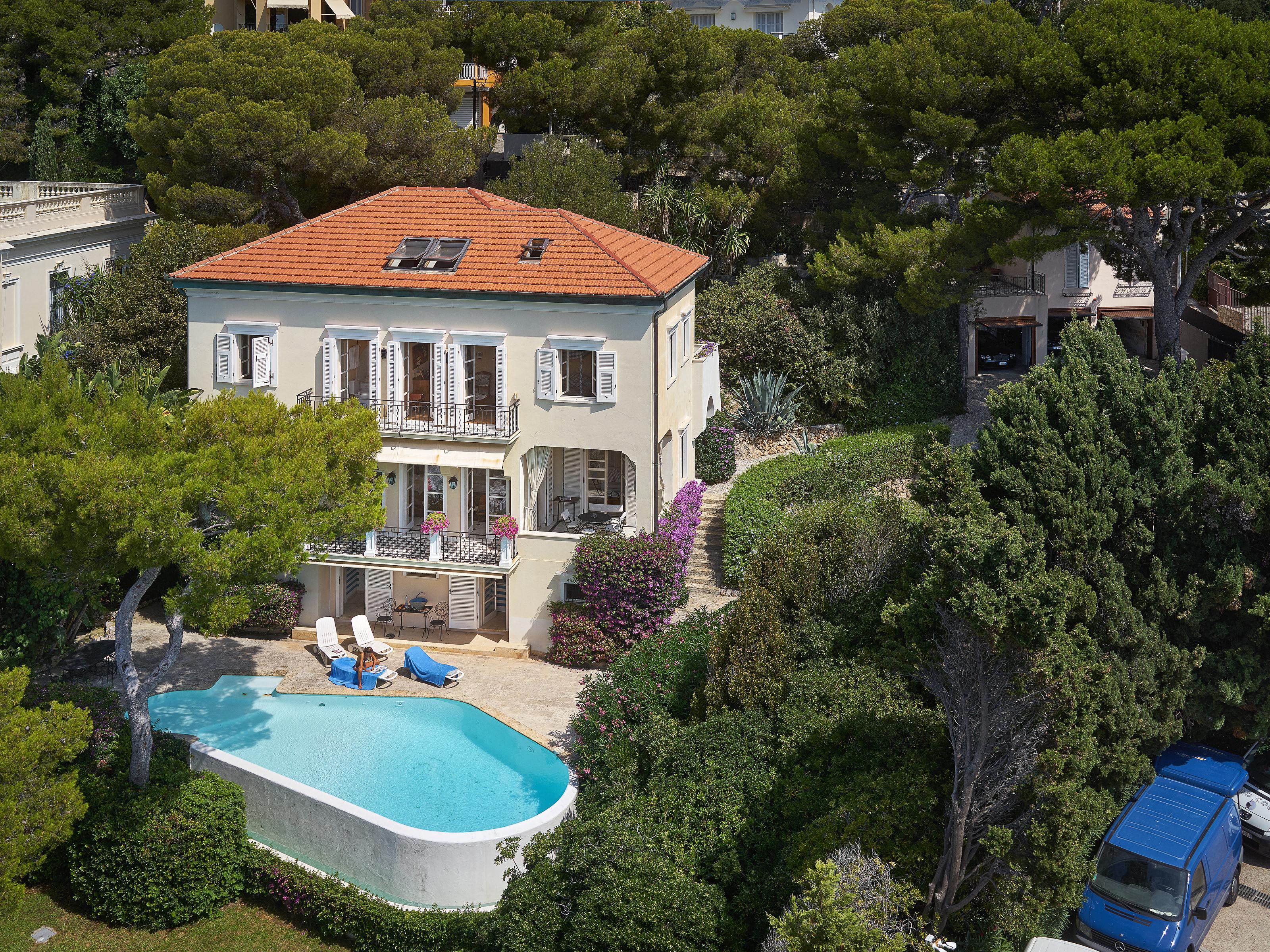Single Family Home for Sale at Water's edge villa in Cap d'Ail Cap D'Ail, Provence-Alpes-Cote D'Azur 06320 France