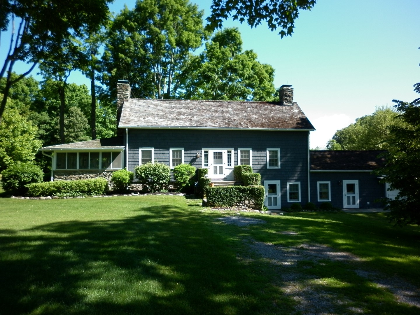 Casa Unifamiliar por un Venta en Basswood Farm 218 Smith Road Pleasant Valley, Nueva York 12569 Estados Unidos