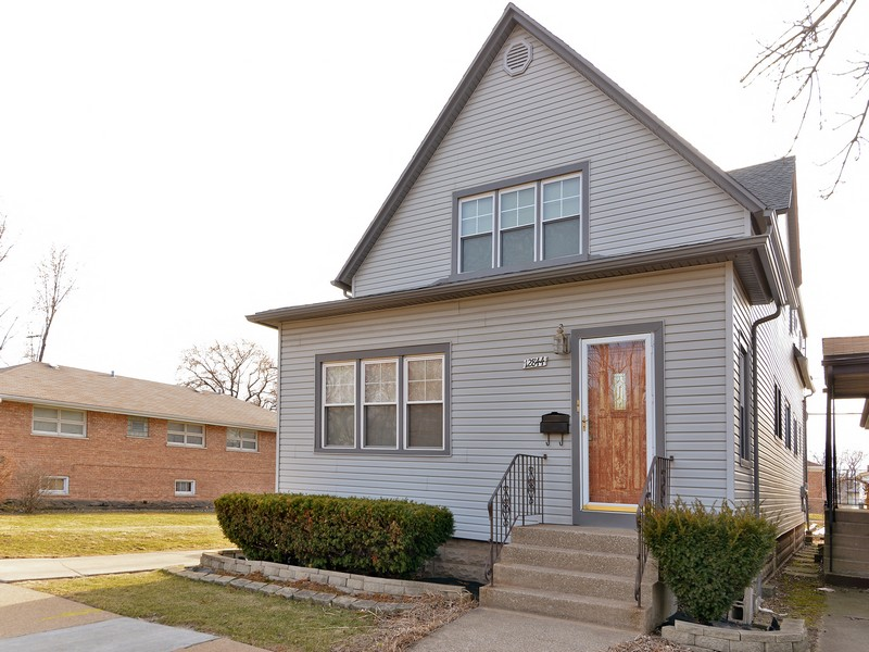 sales property at Spacious Hegewisch Home