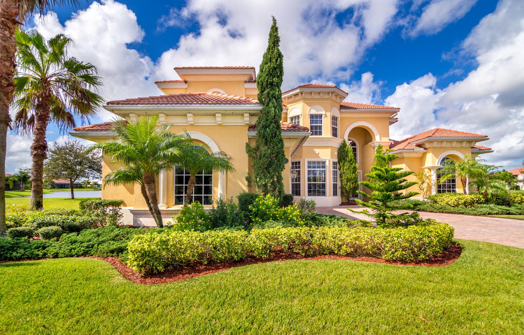 Maison unifamiliale pour l Vente à 3039 Rufuge Court Melbourne, Florida, 32940 États-Unis