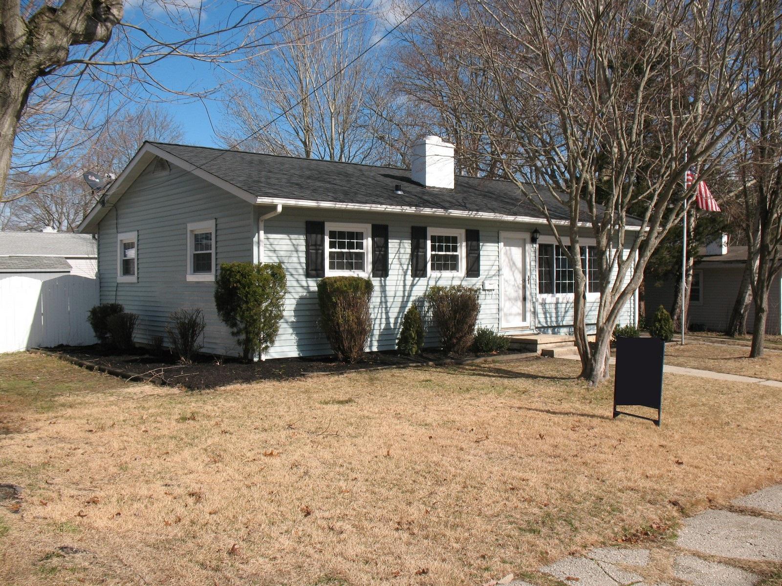 Частный односемейный дом для того Аренда на 204 W Barr Avenue Linwood, 08221 Соединенные Штаты