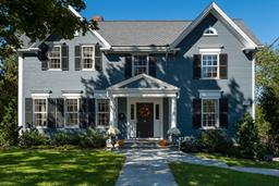 Single Family Home for Sale at Landmark Georgian Colonial 1 Jerusalem Road Cohasset, Massachusetts, 02025 United States