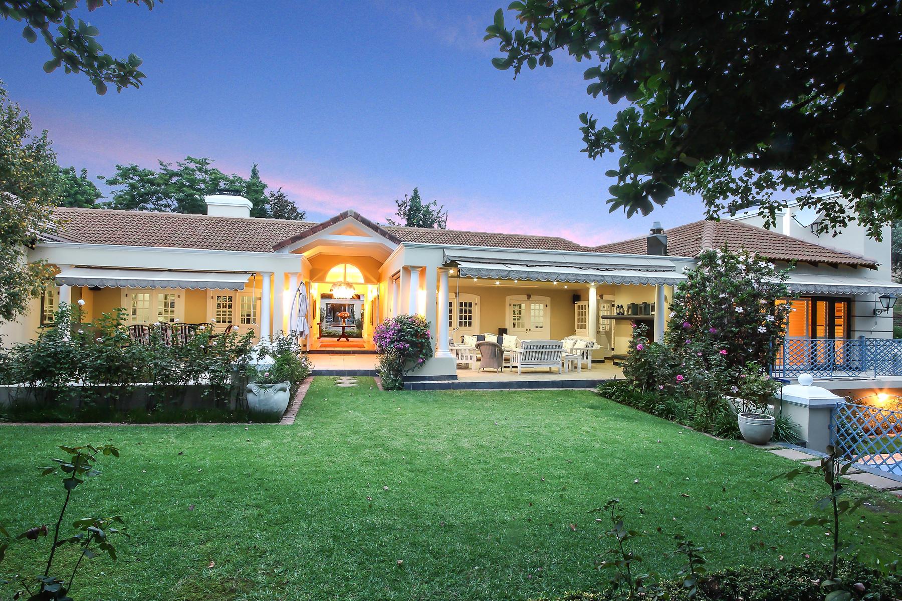 Villa per Vendita alle ore Morningside Johannesburg, Gauteng, 2057 Sudafrica
