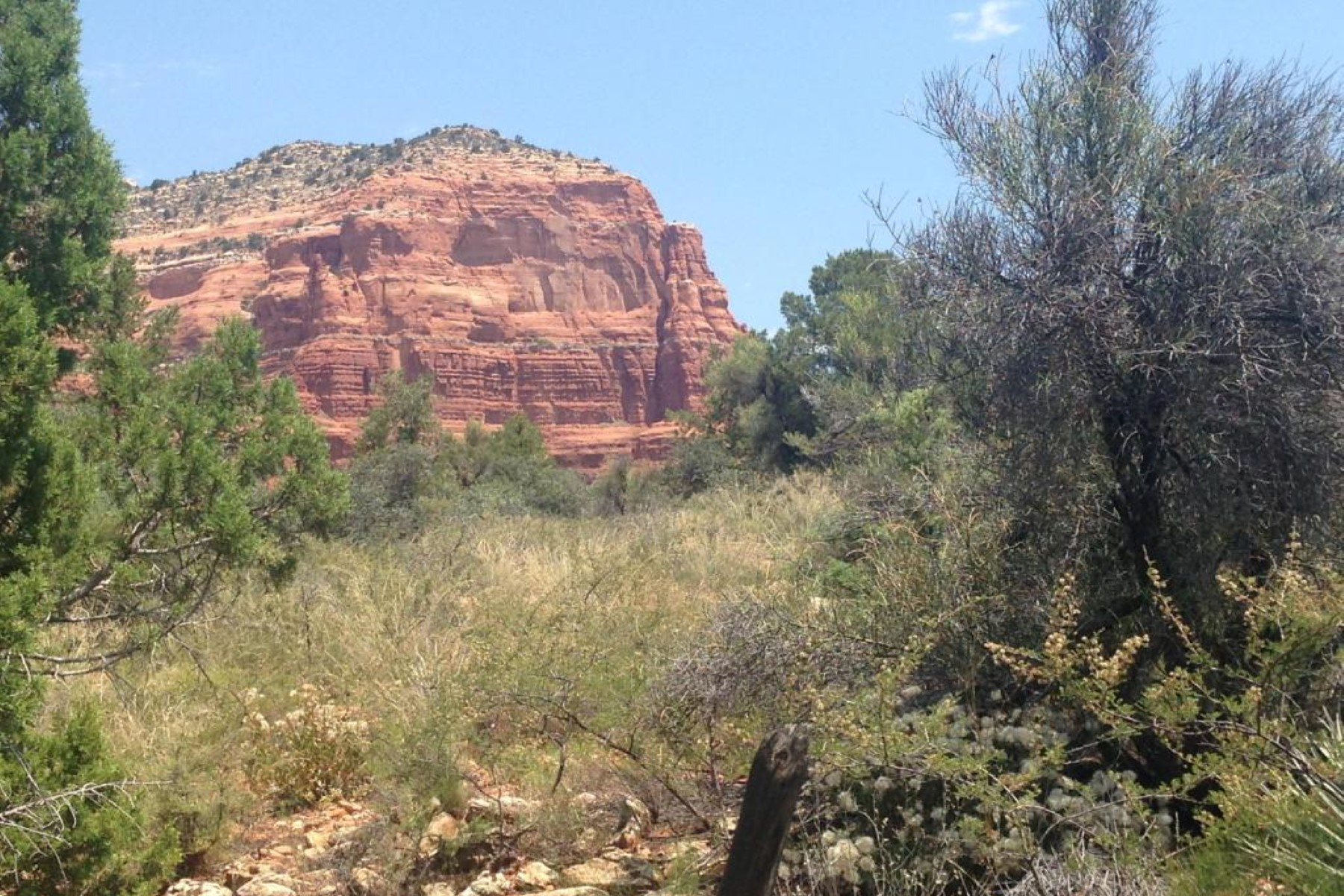 Land for Sale at Panoramic views from a gorgeous lot that backs to National Forest. 80 Fox Trail Loop Sedona, Arizona 86351 United States