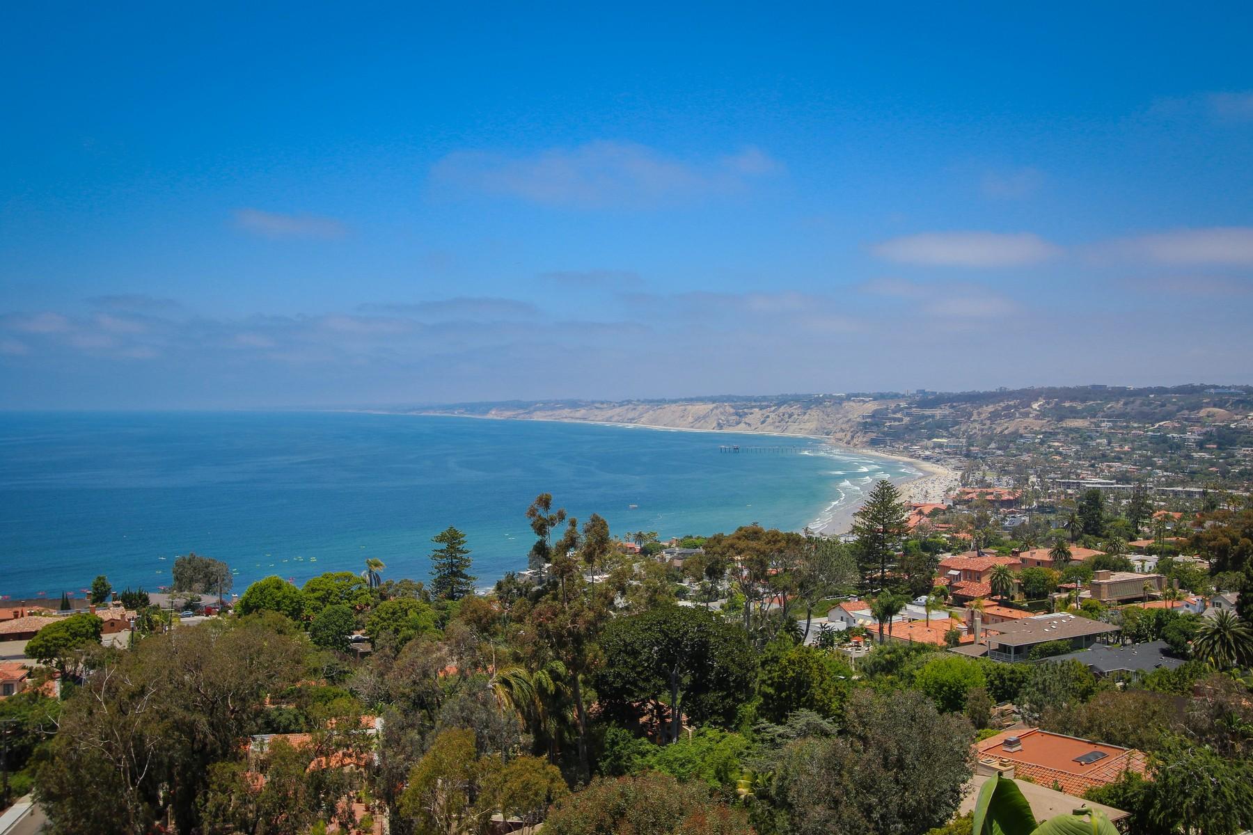 Tek Ailelik Ev için Satış at 1630 Crespo Drive La Jolla, Kaliforniya, 92037 Amerika Birleşik Devletleri