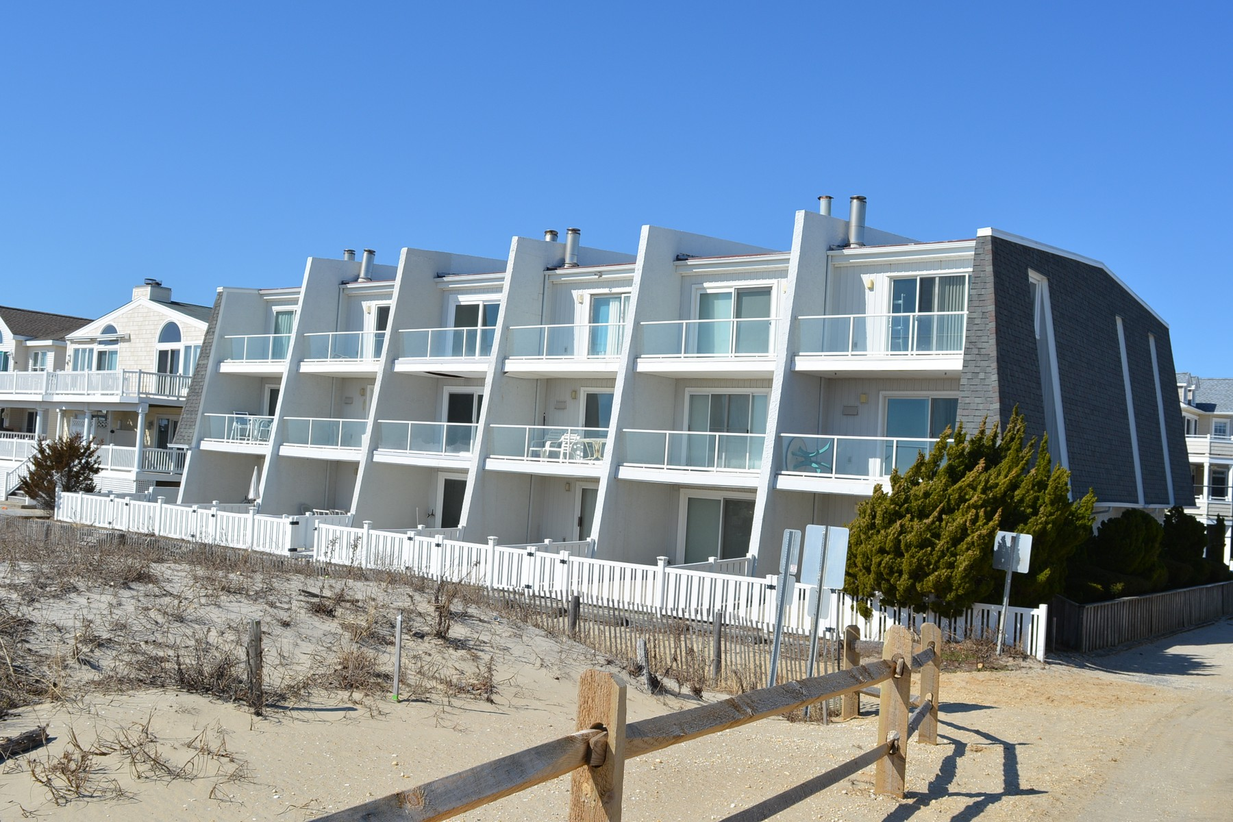 sales property at Beach Front Townhouse