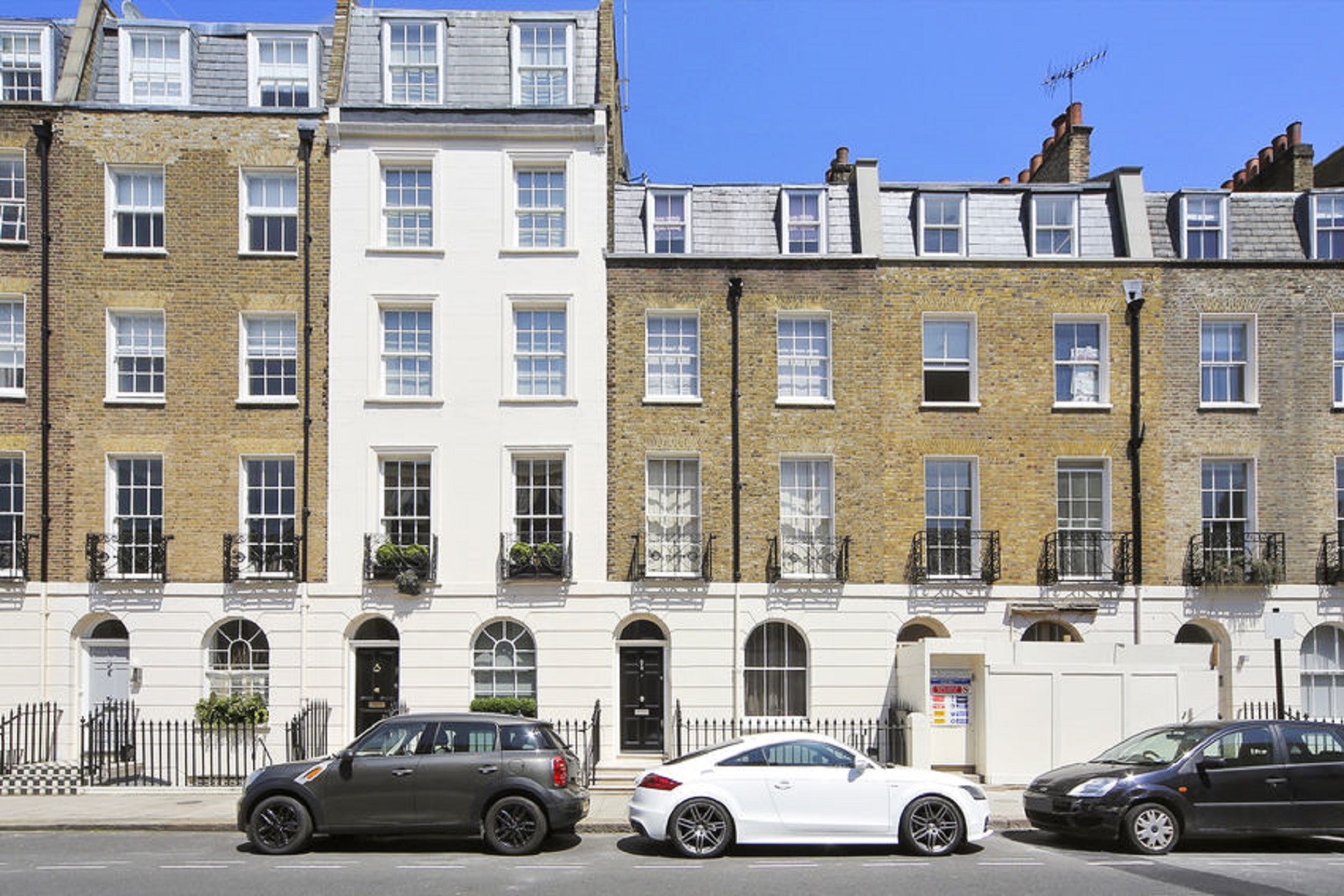 Single Family Home for Sale at Eaton Terrace London, England, United Kingdom