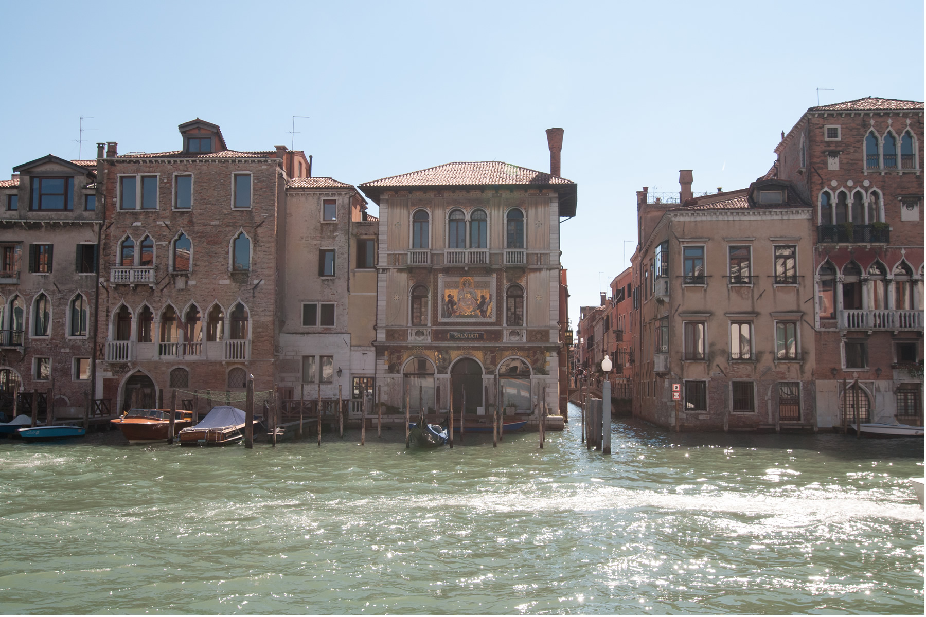 Single Family Home for Sale at Palazzo Salviati Palazzo Salviati Venice Venezia, 30123 Italy