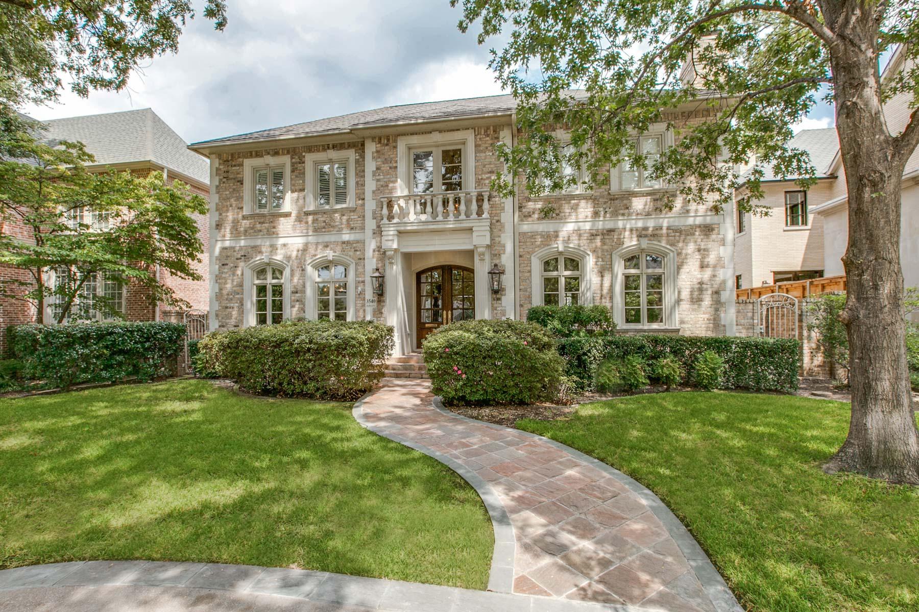 Villa per Vendita alle ore 3540 Southwestern 3540 Southwestern Boulevard Dallas, Texas 75225 Stati Uniti
