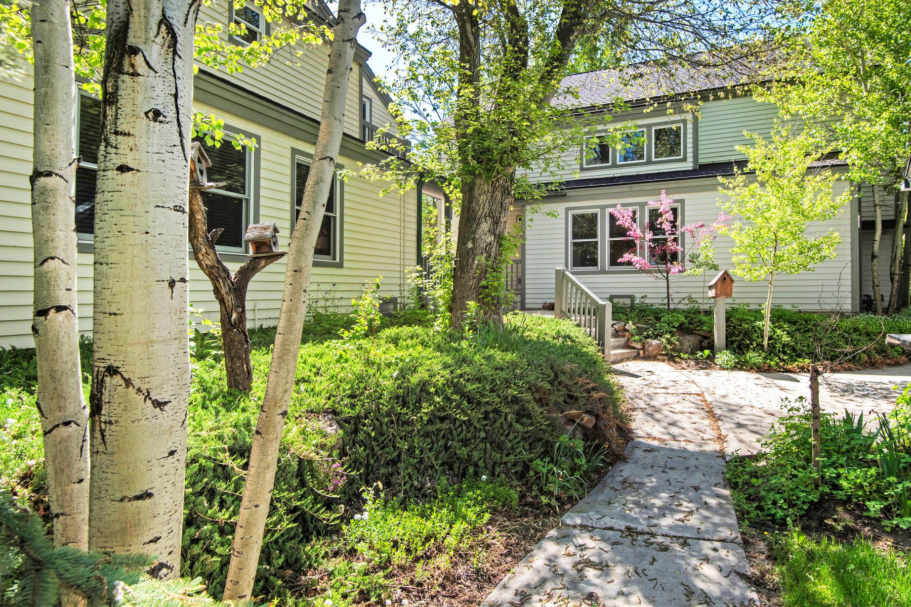 단독 가정 주택 용 매매 에 Unit 3 Alpine Retreat at Park City 1265 Sullivan Park City, 유타, 84060 미국