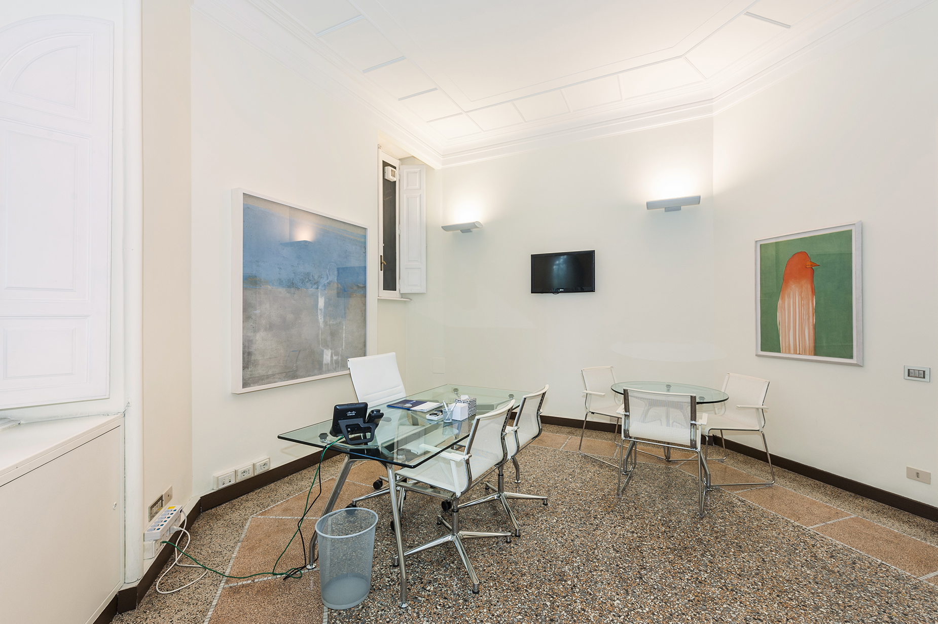 Additional photo for property listing at High prestige office Piazzale delle belle Arti Rome, Roma 00197 Italia