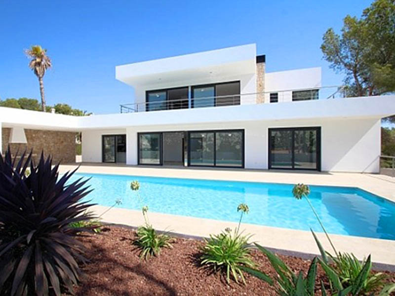 Single Family Home for Sale at New built Villa in the Centre of Moraira Morayra, Valencia 03724 Spain