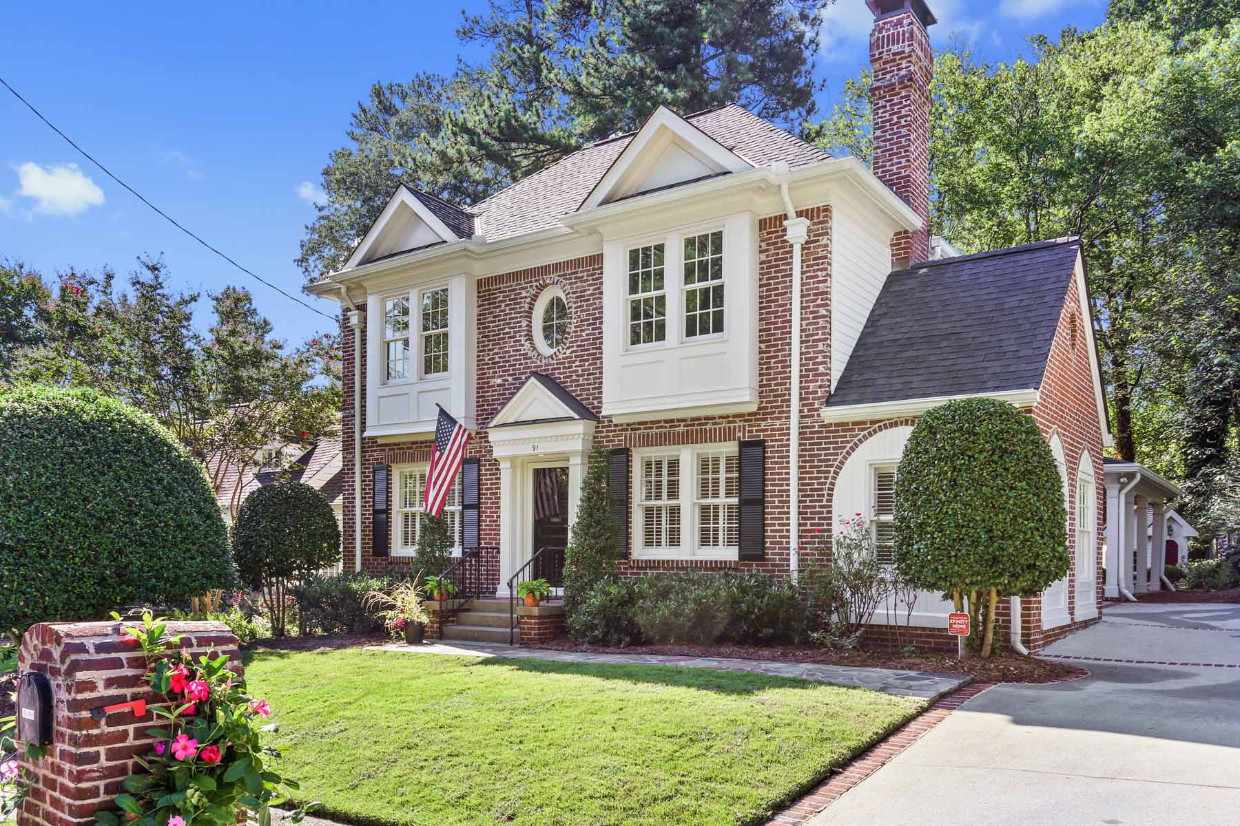 Single Family Home for Sale at Perfect Peachtree Park Expansion 91 Highland Drive NE Atlanta, Georgia, 30305 United States