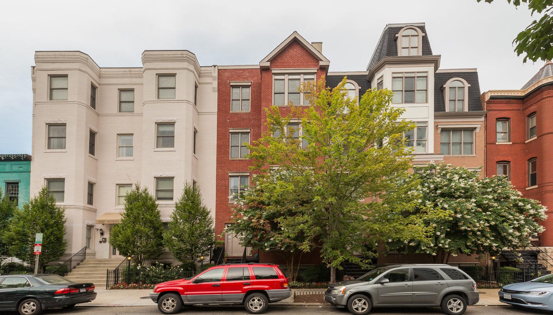 コンドミニアム のために 売買 アット 1229 12th Street Nw 3, Washington Washington, コロンビア特別区 20005 アメリカ合衆国