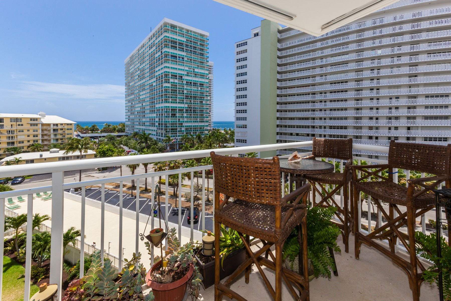 Co-op for Sale at Atlantic Towers 1920 S. Ocean Dr. #709 Fort Lauderdale, Florida 33316 United States