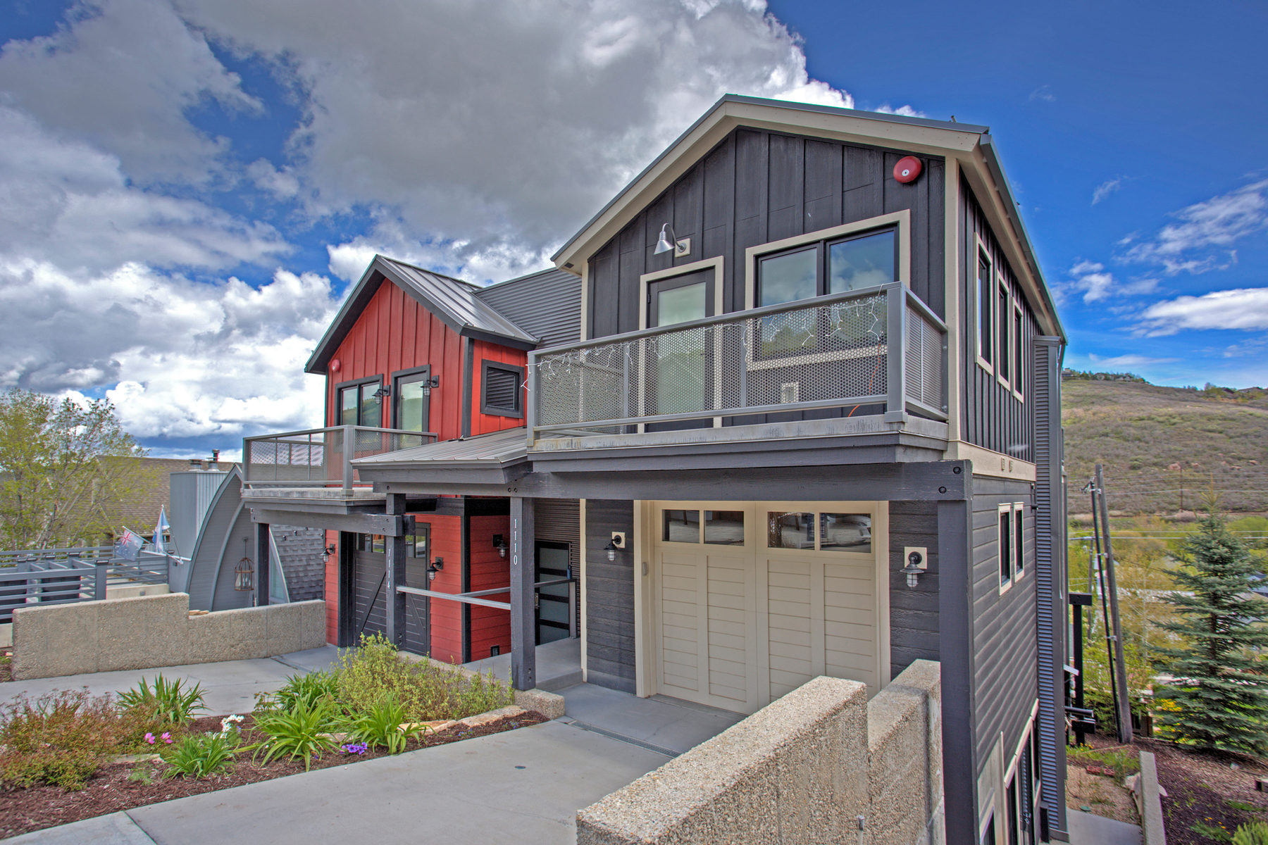 Duplex per Vendita alle ore Crisp, Contemporary, and Convenient 1110 Empire Ave Park City, Utah 84060 Stati Uniti