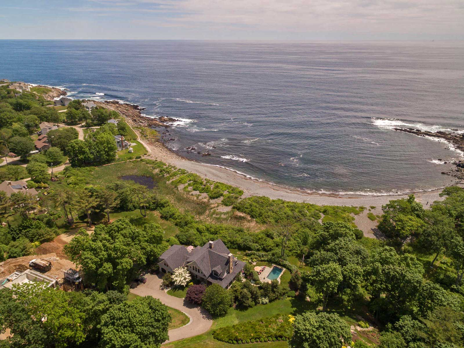 Property For Sale at Pint Cove Oceanfront Residence - Cape Neddick