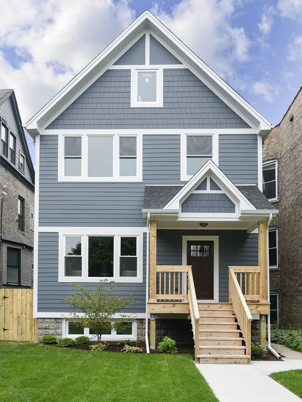 Vivienda unifamiliar por un Venta en Extra Wide Full Rehab On Oversized Lot 2730 North Mozart Street Logan Square, Chicago, Illinois 60647 Estados Unidos