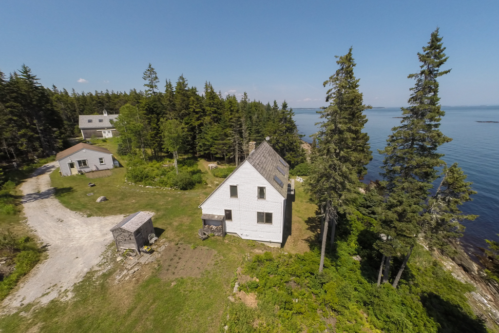 Single Family Home for Sale at 199 Spicer Lane St. George, Maine 04860 United States