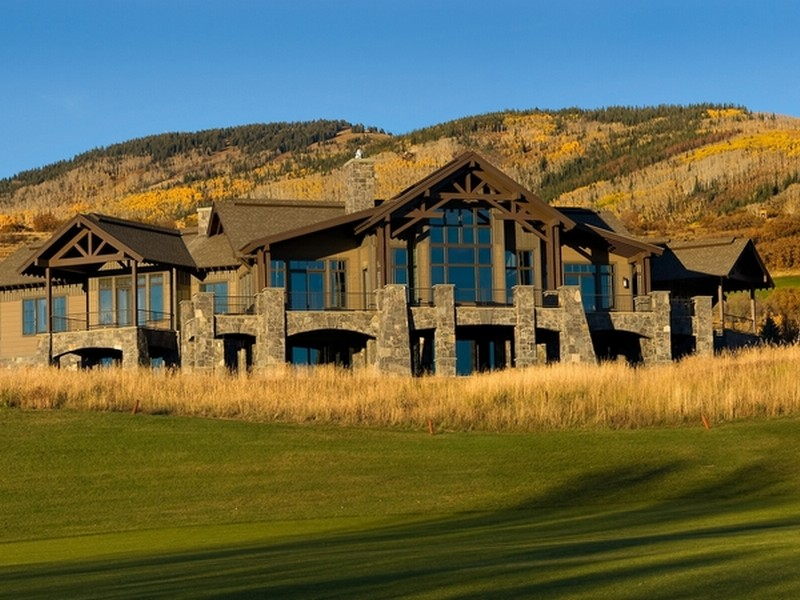 Casa para uma família para Venda às 33560 Catamount Drive South Valley, Steamboat Springs, Colorado 80487 Estados Unidos