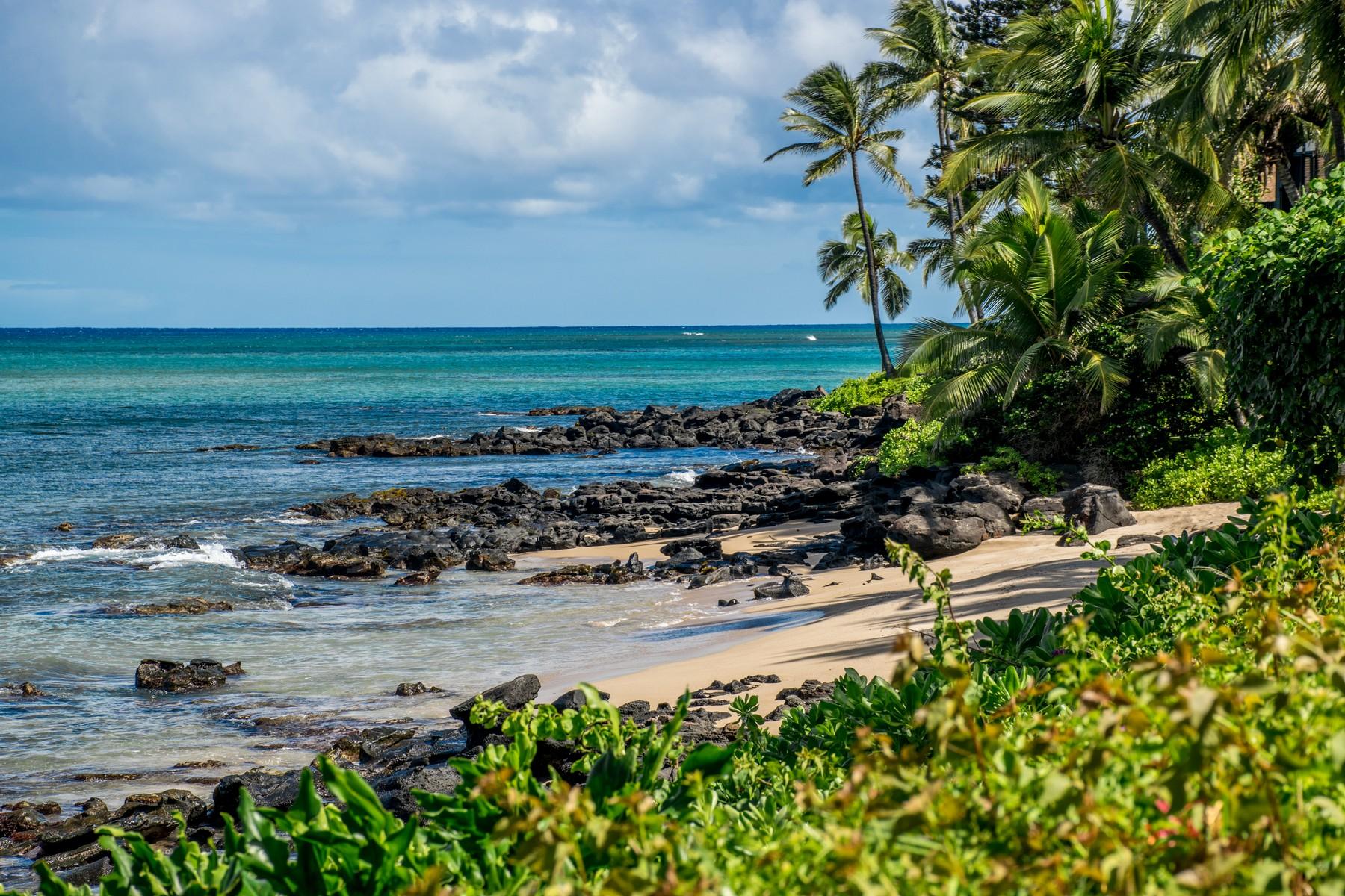 Copropriété pour l Vente à Residential Resort Living 4007 Lower Honoapiilani Road, Mahinahina Beach 113 Lahaina, Hawaii, 96761 États-Unis