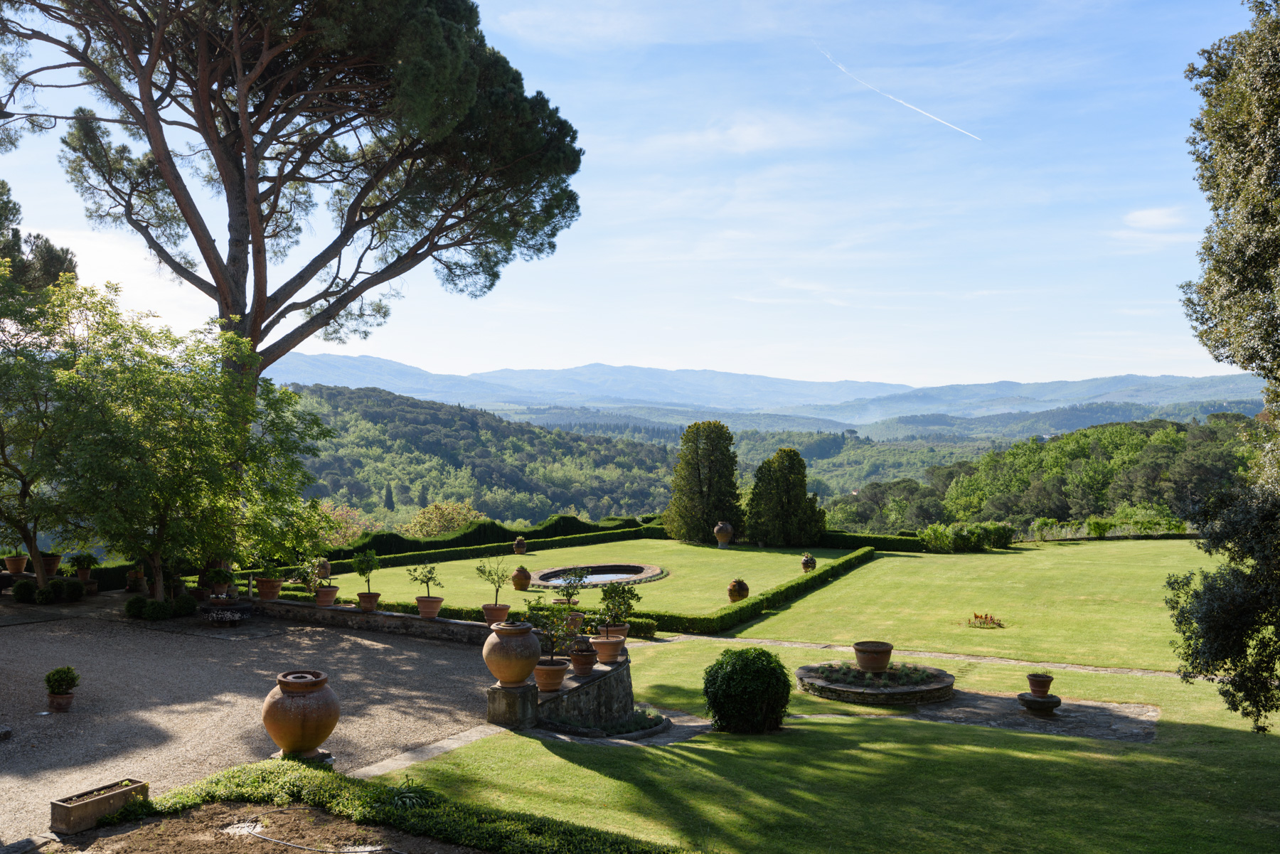 Additional photo for property listing at Beautiful villa with swimming pool close to Florence Impruneta, Florence Italia