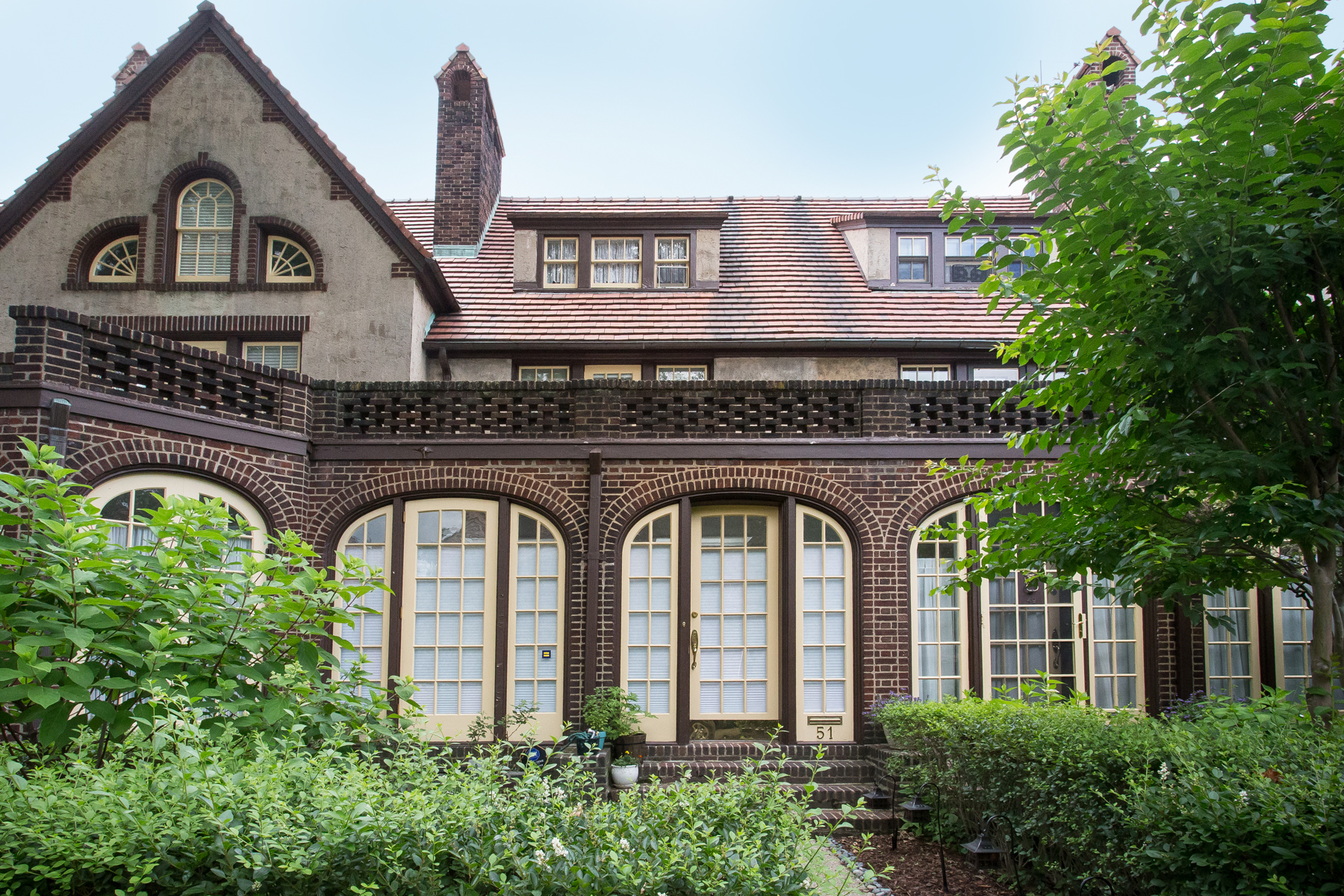 """Townhouse for Sale at """"RESTORED TOWNHOUSE IN BEAUTIFUL FHG"""" 51 Summer Street, Forest Hills Gardens, Forest Hills, New York 11375 United States"""