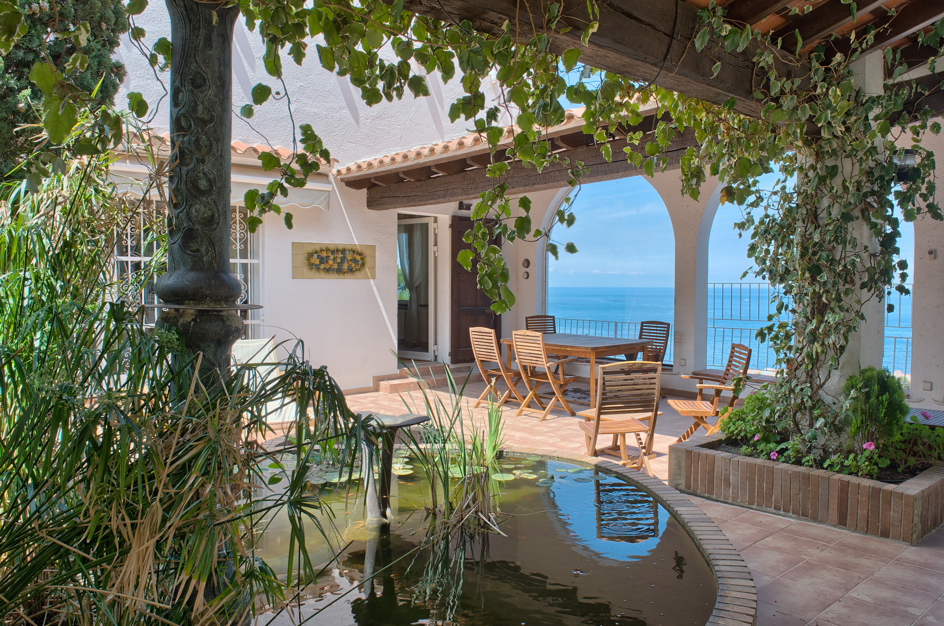 Single Family Home for Sale at Mediterranean villa with sea views Other Spain, Other Areas In Spain 17489 Spain