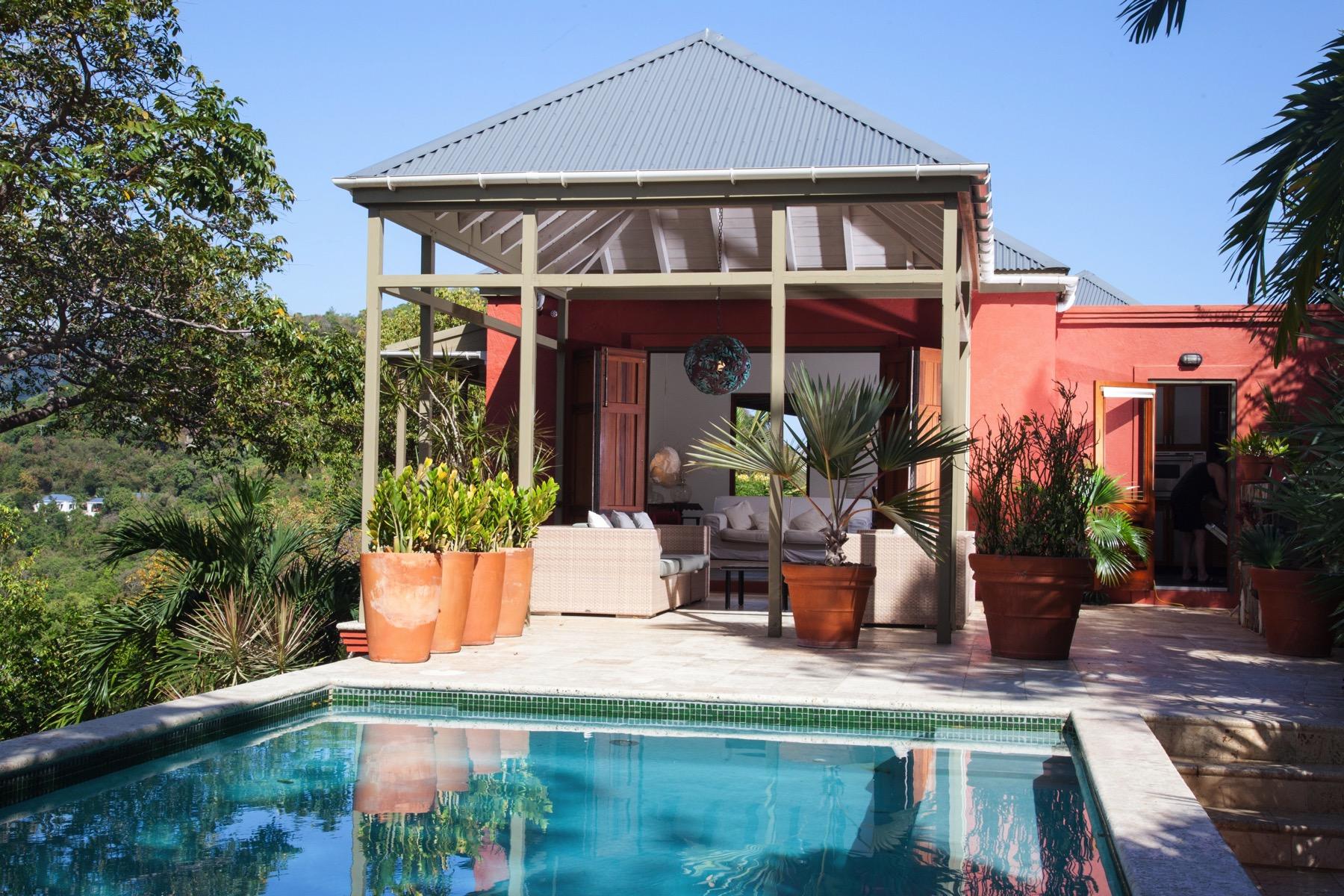Single Family Home for Sale at Doveland Belmont, British Virgin Islands