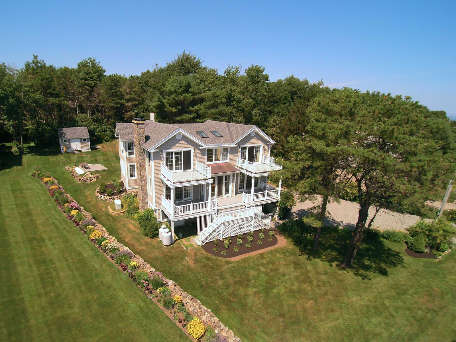 Property For Sale at Ocean View Contemporary in Cape Neddick