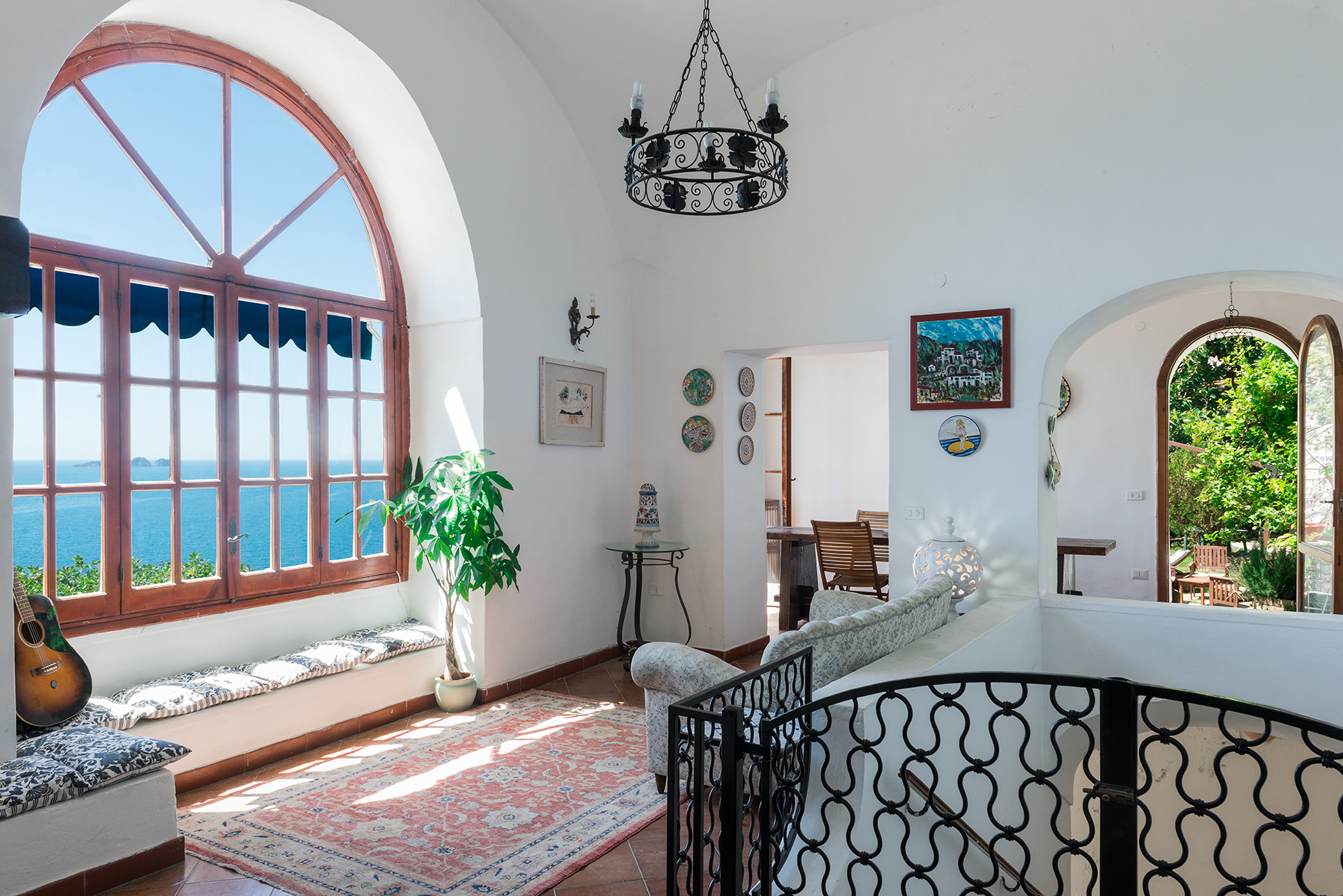 Additional photo for property listing at Historic property in the center of Positano Positano, Salerno Italy