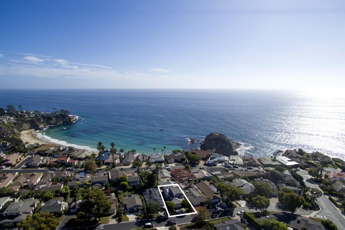 Vivienda unifamiliar por un Venta en 14 South Portola Laguna Beach, California 92651 Estados Unidos