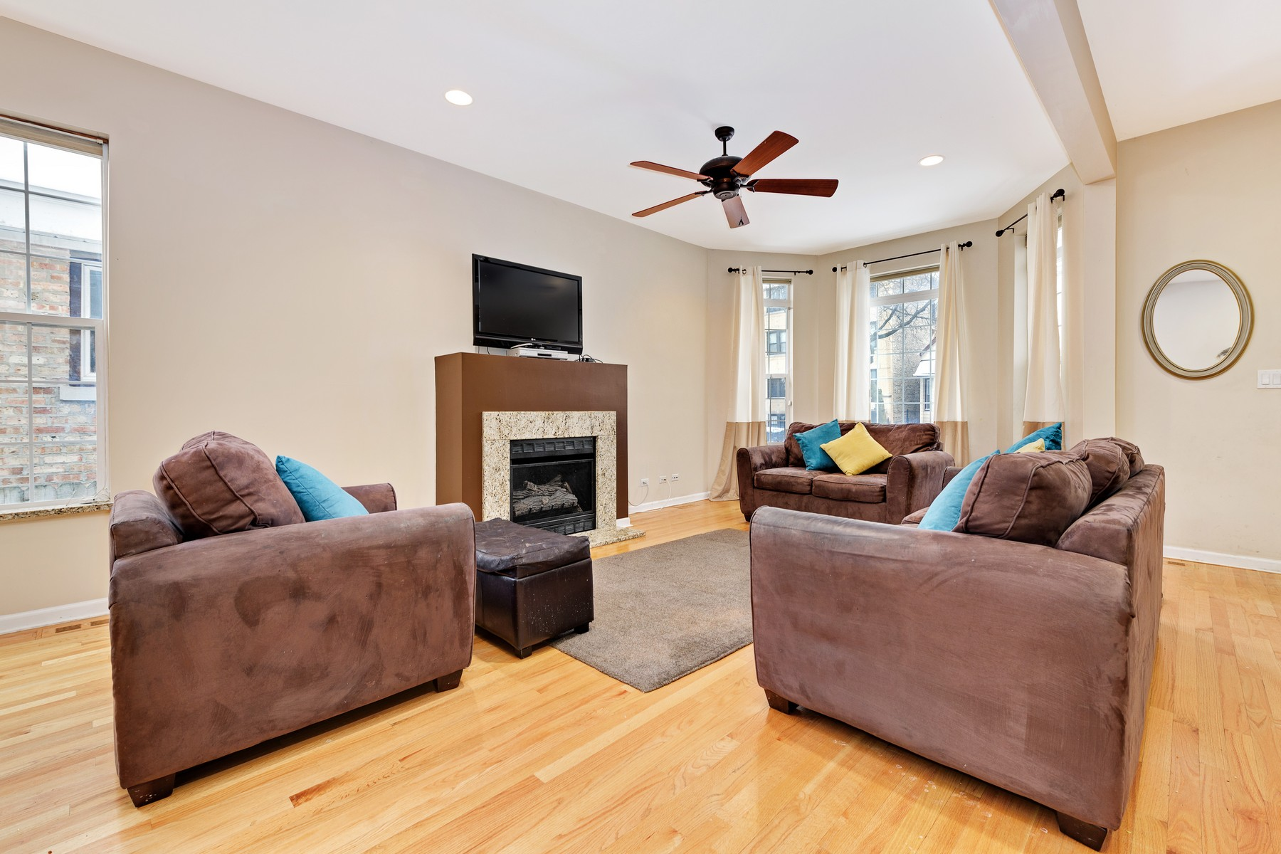 Property For Sale at Logan Square Home