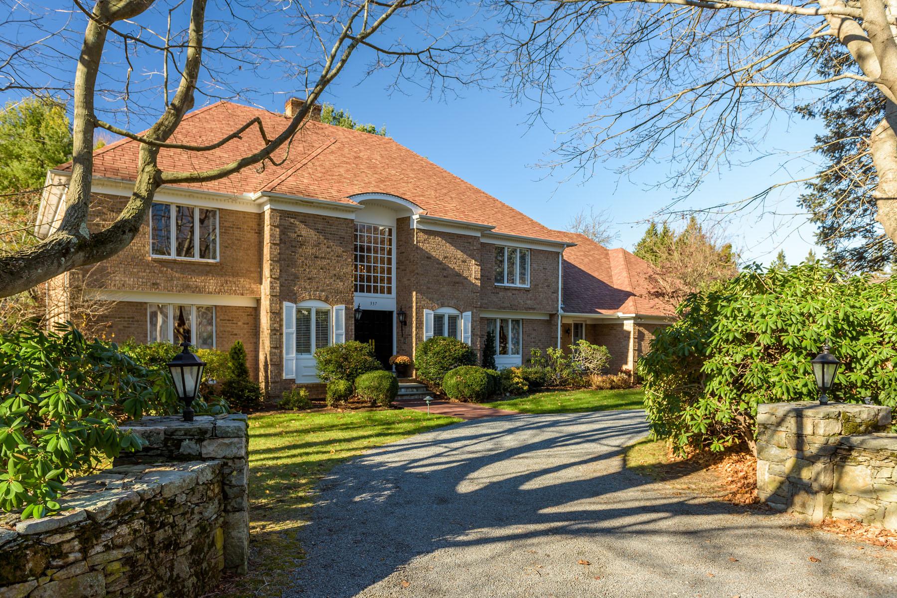 Maison unifamiliale pour l Vente à 337 Rumstick Road Barrington, Rhode Island 02806 États-Unis