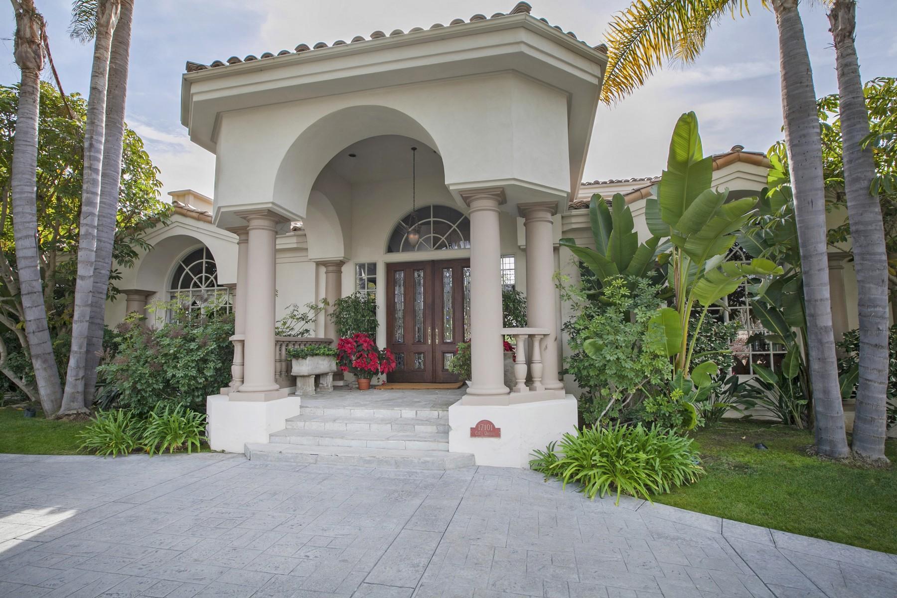 独户住宅 为 销售 在 17101 Circa Oriente Rancho Santa Fe, California 92067 United States