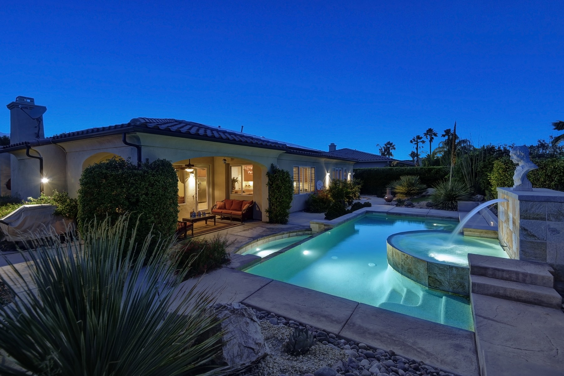 Single Family Home for Sale at 69777 Camino Pacifico Rancho Mirage, California, 92270 United States