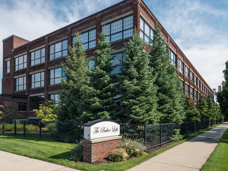 Condominium for Sale at Baker Lofts Condominium 533 Columbia Avenue Unit 307 Holland, Michigan 49423 United States