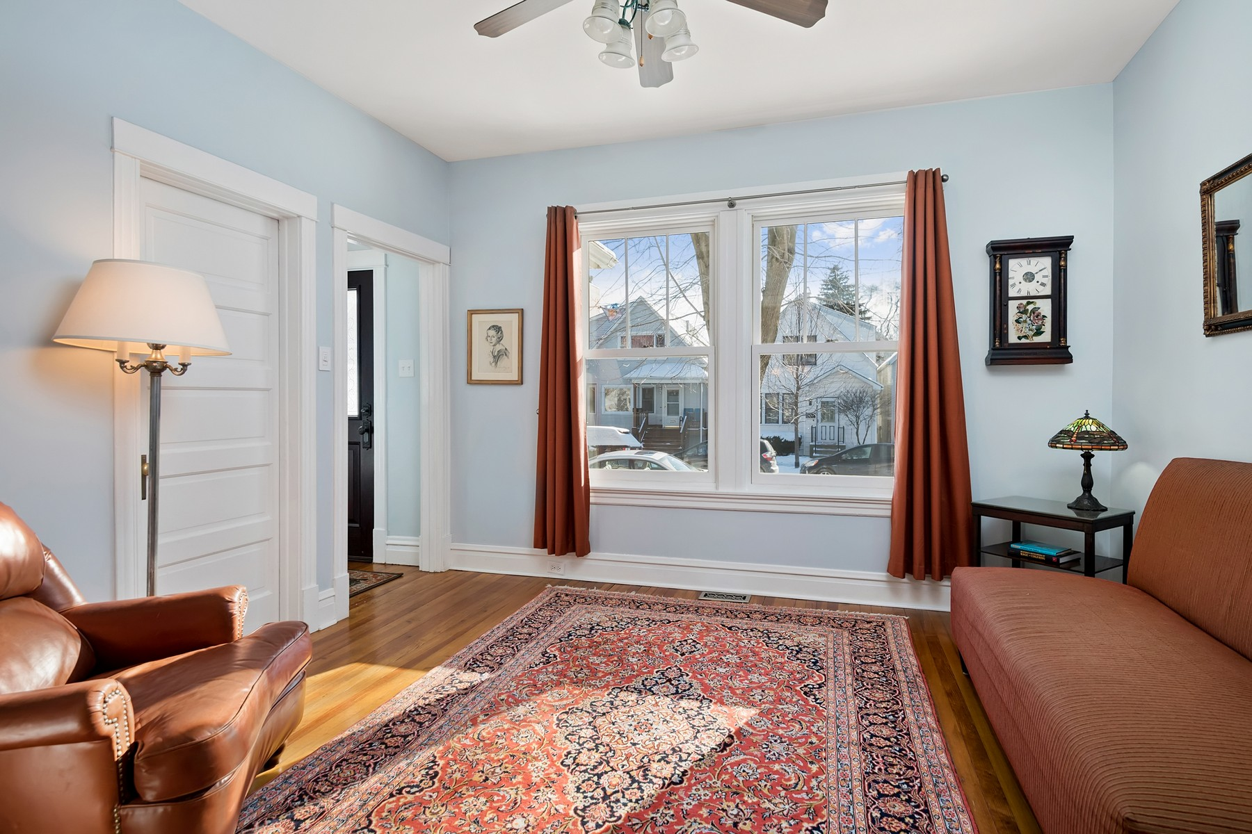 sales property at Bright and Charming Roscoe Village Home