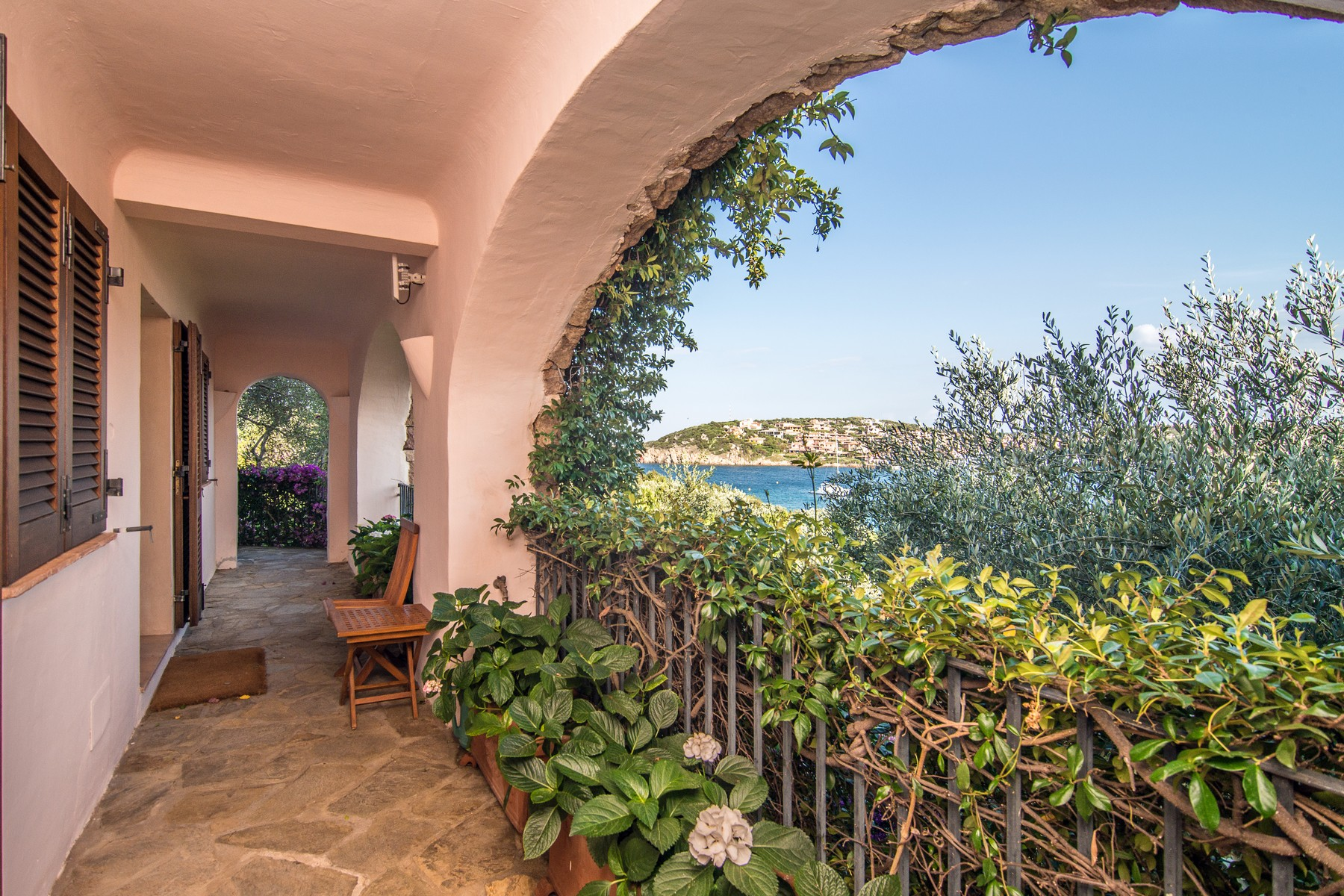 Additional photo for property listing at Majestic Waterfront Estate Porto Cervo Marina Costa Smeralda Porto Cervo, Olbia Tempio 07021 Italia