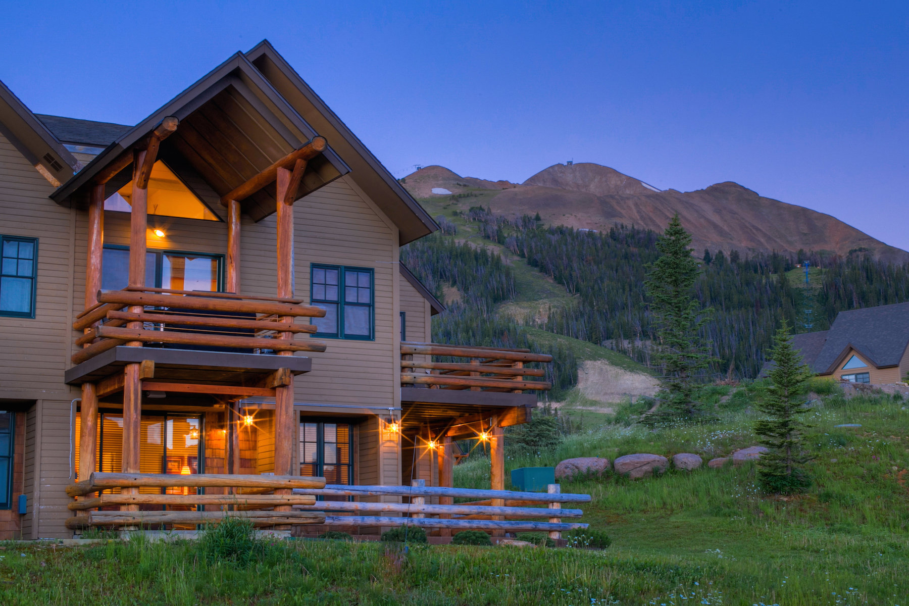 Vivienda unifamiliar por un Venta en Ideal Ski-in, Ski-out 6 Saddle Ridge Road, Unit I5 Big Sky, Montana MT Estados Unidos