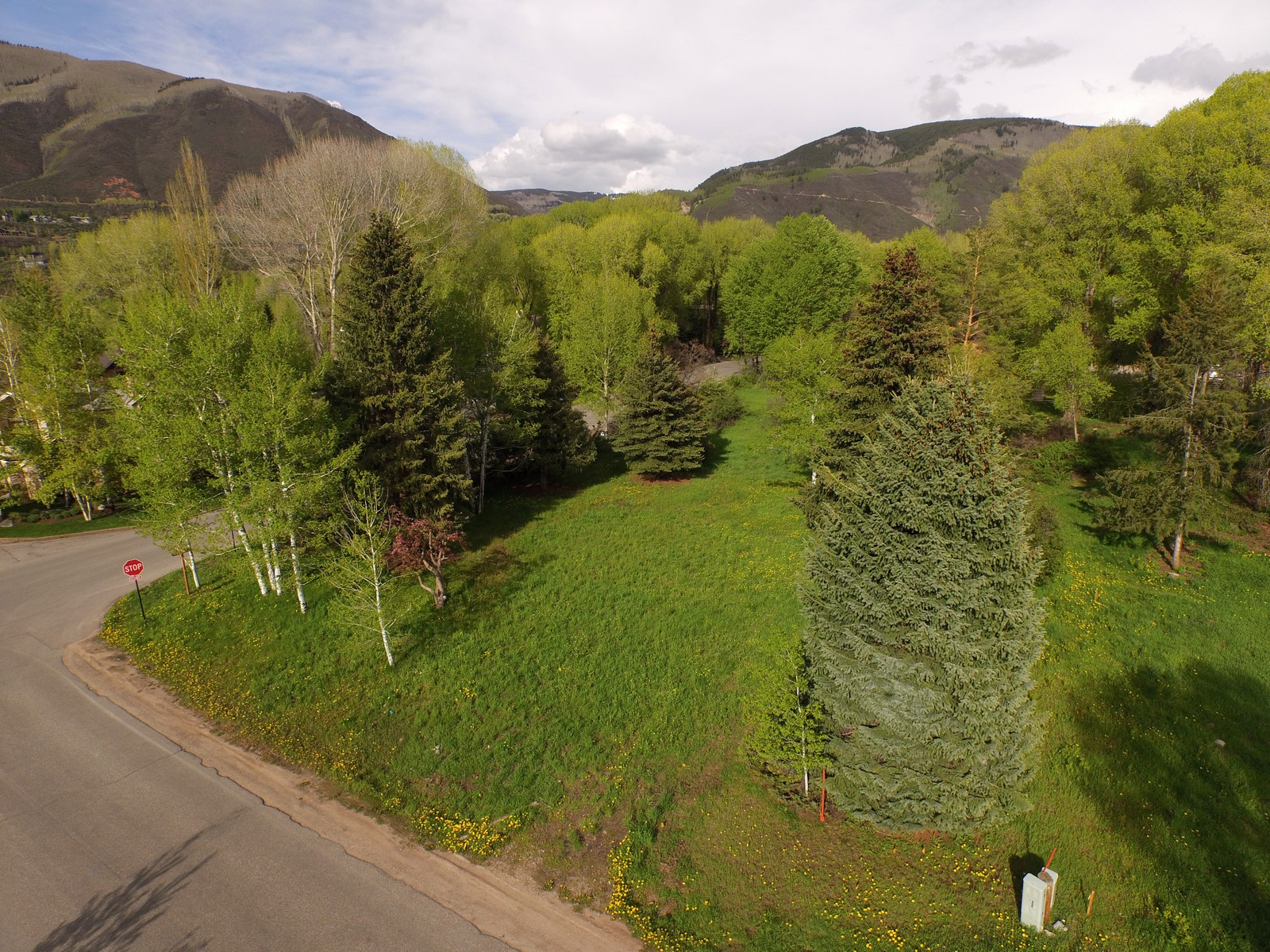 Terreno para Venda às Unique Development Opportunity in the West End TBD Smuggler Street Lot 2 West End, Aspen, Colorado 81611 Estados Unidos