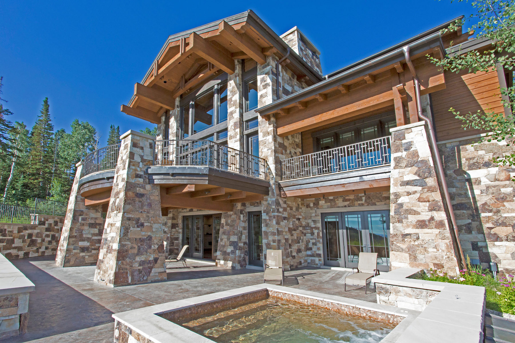 Single Family Home for Sale at Untracked Powder at the Top of the World 63 Red Cloud Trl Park City, Utah 84060 United States