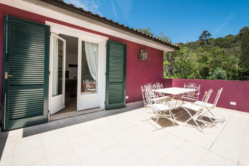 Additional photo for property listing at Unique villa with private garden and swimming pool Capoliveri, Livorno Italien