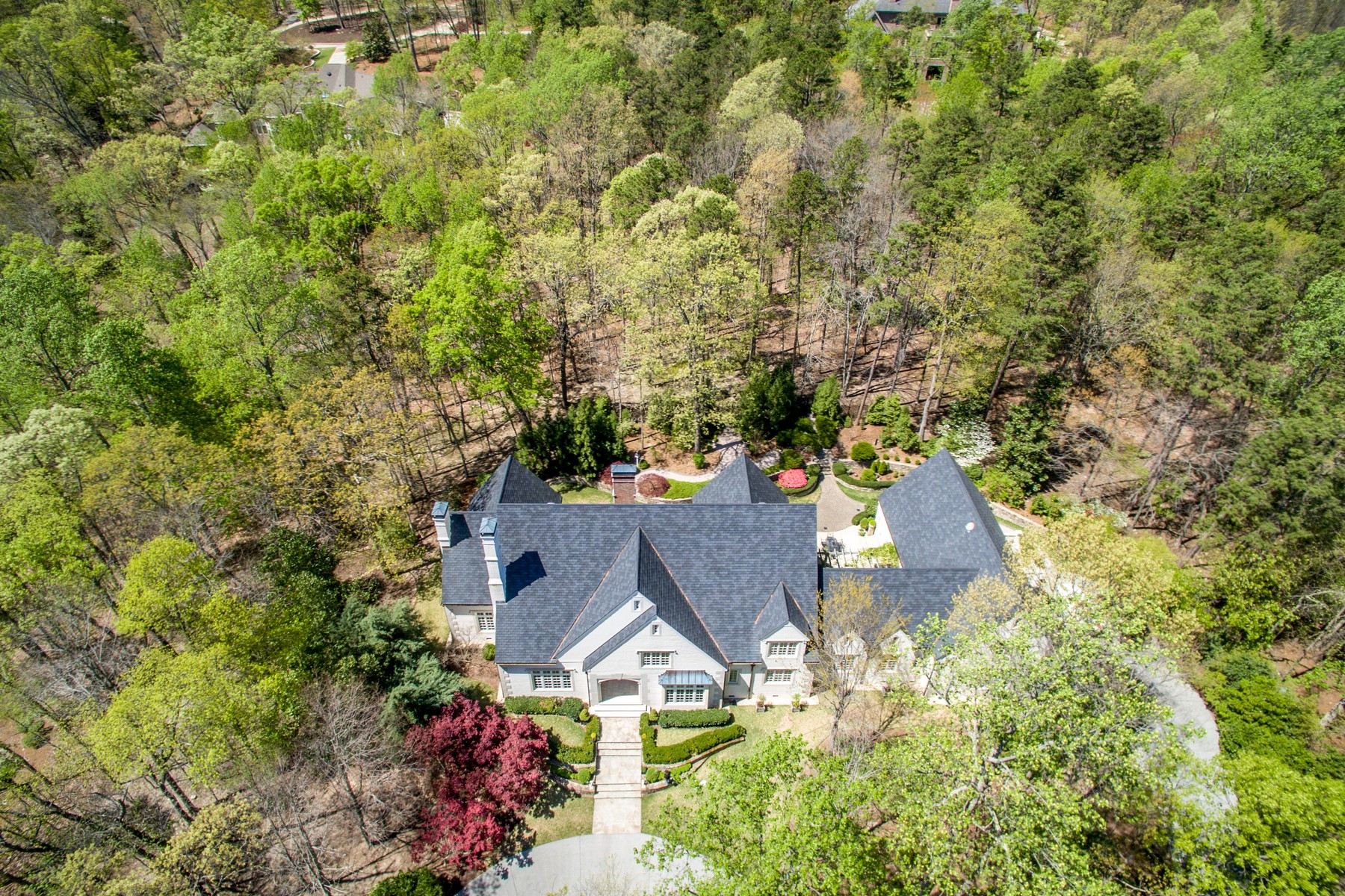 Single Family Home for Sale at Governor's Club Manor 11124 Governors Drive Chapel Hill, North Carolina, 27517 United StatesIn/Around: Cary, Chapel Hill, Raleigh, Durham
